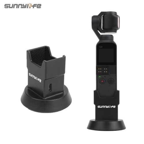Sunnylife Charging Base Type-C Charge Interface Adapter for OSMO POCKET