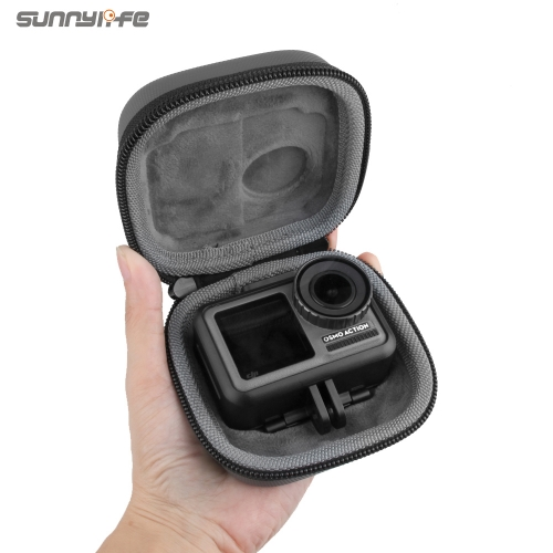 Sunnylife Sport Camera Protective Carrying Case Mini Portable Storage Bag for DJI OSMO ACTION
