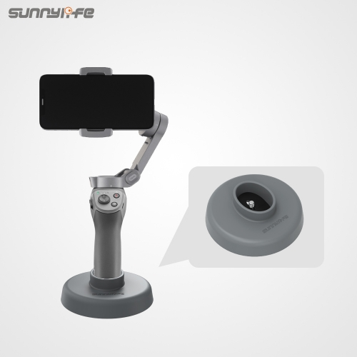 Sunnylife Stand Base Mount Stabilizers for DJI OSMO Mobile 3 Handheld Gimbal