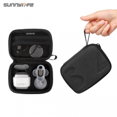 Sunnylife Portable Storage Bag Carrying Case for Insta360 GO Camera