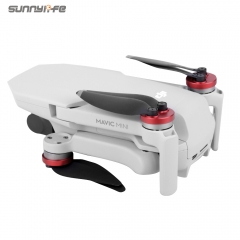 Sunnylife 4Pcs/Set Aluminum Alloy Motor Covers Dustproof Protection Cover Guard Cap for Mavic Mini