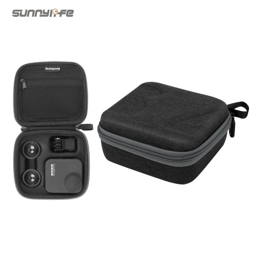 Sunnylife Portable Carrying Case Storage Bag for GoPro MAX Camera Accessories