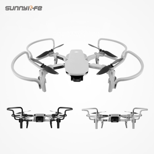 Sunnylife Propeller Guards with Landing Gears Propellers Shielding Rings Protectors for Mavic Mini
