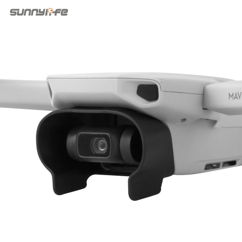 Sunnylife Lens Hood Anti-glare Lens Cover Gimbal Protective Cover Sunshade for Mavic Mini