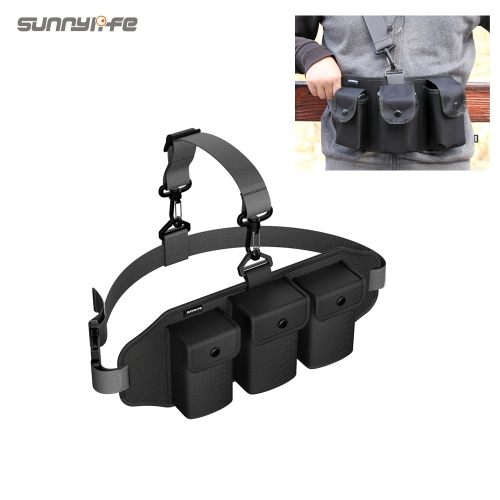 Sunnylife Outdoor Waist Pack Portable Pack Protective Storage Bag for Mavic Mini