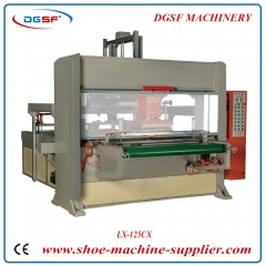 Full-automatic Computer Typesetting Die Cutting Machine LX-125CX