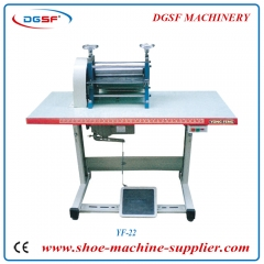 Leather Belt Article Wheel Machine YF-22