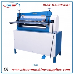 Leather Belt Slitting Machine YF-01