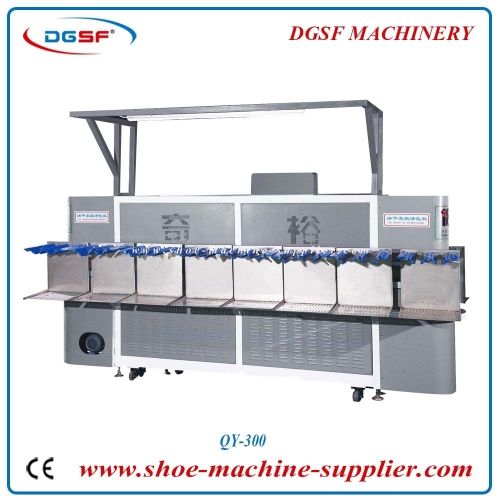 Double Layer Dring Steamed Soft Activation Machine (Anterior section)