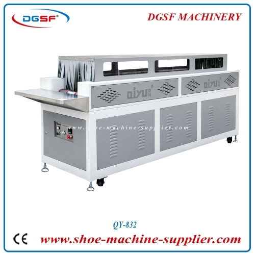 Outsole Wrinkle Chasing Machine