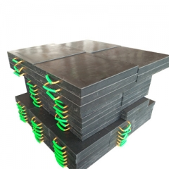 Outrigger & Crane Pads (UHMWPE / HDPE)