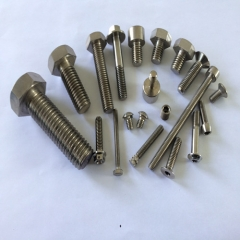 TItanium Bolts and Fasteners