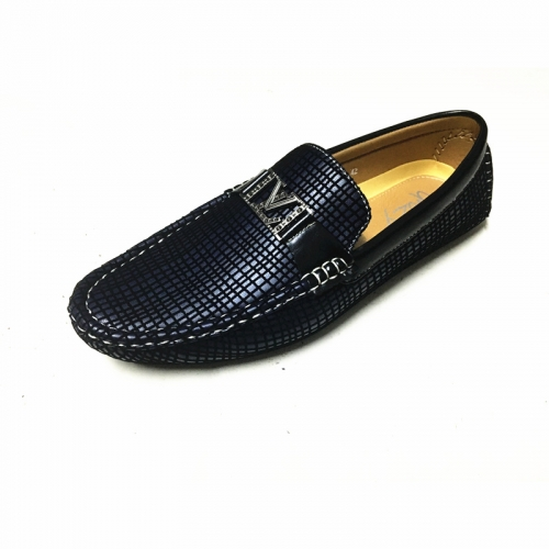 Shoes Wholesale Handwork Stitching Boat shoes Round toe soft Moccasin shoes
