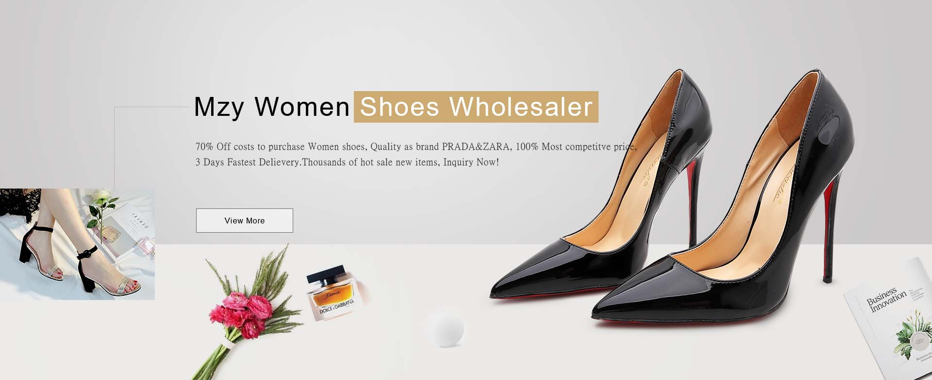 Mzy shoe Manufacturer