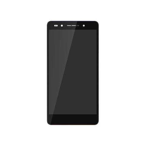 For Huawei Honor 7 LCD Display and Touch Screen Digitizer Assembly With Frame Replacement - Black - Ori