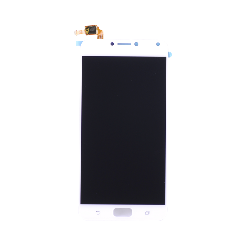 For Asus Zenfone 4 Max ZC554KL LCD Screen and Digitizer Assembly Replacement - White - Ori