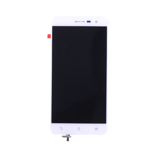 For Asus Zenfone 3 Vers ZE520KL LCD Screen and Digitizer Assembly Replacement - White - Ori