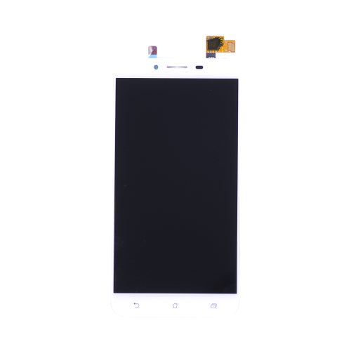 For Asus Zenfone 3 Max ZC553KL LCD Screen and Digitizer Assembly Replacement - White - Ori
