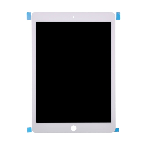For Apple iPad Air 2 LCD Display and Touch Screen Digitizer Assembly With Dormancy Flex Cable Replacement - White - Ori