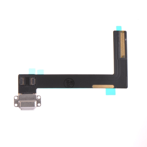 For Apple iPad Air 2 Charging Port Flex Cable Replacement - White - Ori