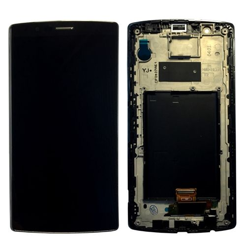 For LG G4 Replacement LCD Display Touch Screen Glass Digitizer Assembly-Black-Ori