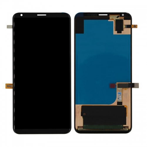 For LG V30 / LG V35 ThinQ LCD Display Touch Screen Glass Digitizer Assembly-Black-Ori