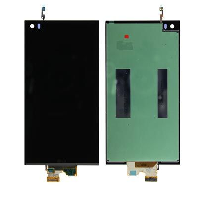 For LG V20 LCD Display Touch Screen Glass Lens Digitizer Assembly-Black-Ori