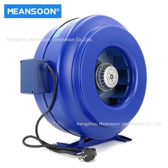 12 inches 315 circular inline tube fan