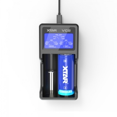 XTAR VC2 Li-ion Battery Charger