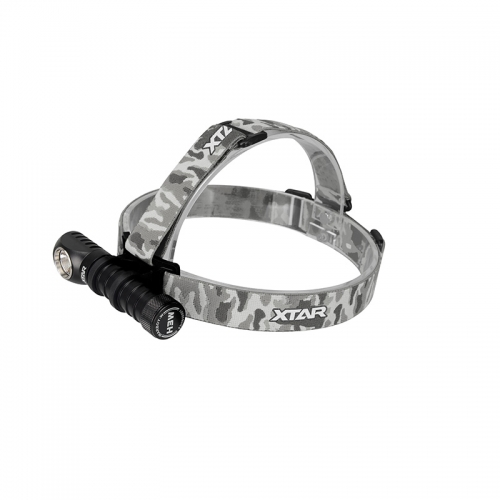 XTAR WARBOY-W H3W Warm Light Headlamp Flashlight