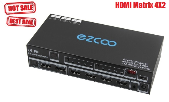 hdmi matrix hot sale