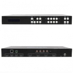 HDMI 2.0 Matrix 4x4 Fast switch&video wall