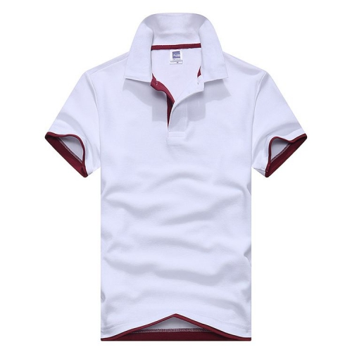 Plus Size M-3XL Brand New  polo shirt men short sleeve cotton shirt jerseys polo shirts
