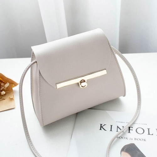 2019 Autumn New Korean Style Women's Style Small Style Bag Simple Style Single Shoulder Bag