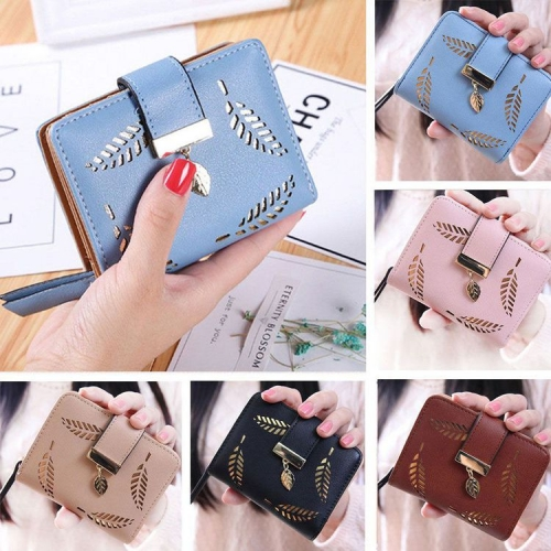 Girls Clutch Card Small Handbag Coin Purse Women Wallet