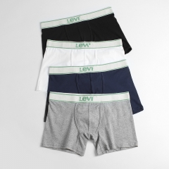 YC3958 Brand Underwear Men's Boxers Cotton Boxer Men Panties Men Underwear