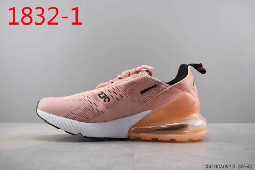 1832 women shoes pink without box