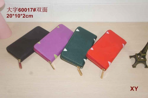 60017  women pu wallet