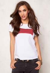 3803 O neck  women t shirt