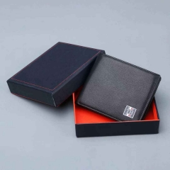 2869 man wallet genuine leather