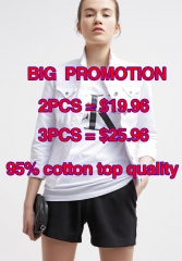3pcs=$25.94  BIG Promotion for summer women t shirt  95% cotton very high quality