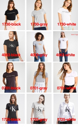 BIG promotion women t shirt 95% cotton high quality 3pcs=$25.94