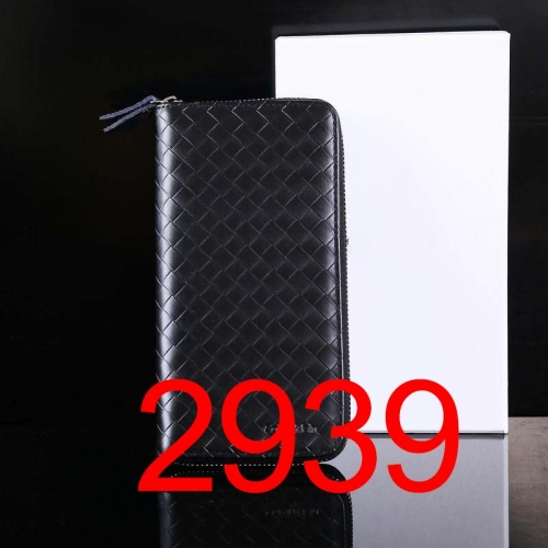 2939   long style high quality wallet genuine leather