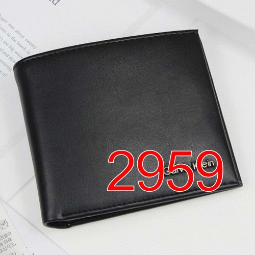 2959   high quality man wallet genuine leather