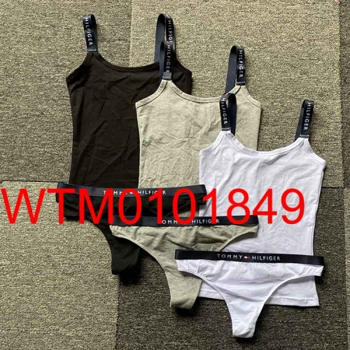 WTM0101849 Sexy Women Sports Bra Set