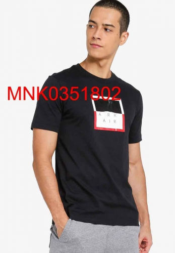 MNK0351802 Men's High Street Style Cotton T-Shirt