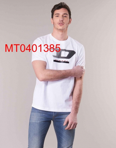MT0401385  Men's High Street Style Cotton T-Shirt
