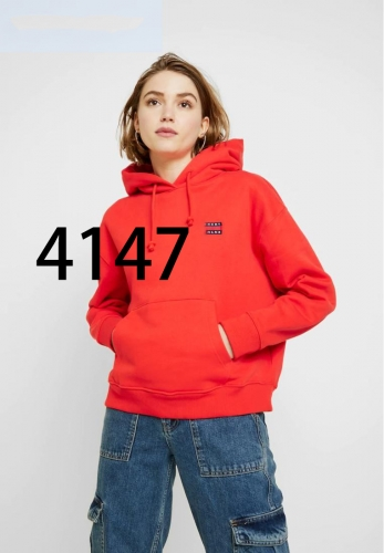 4147   cotton unisex wear  hoodies high quality