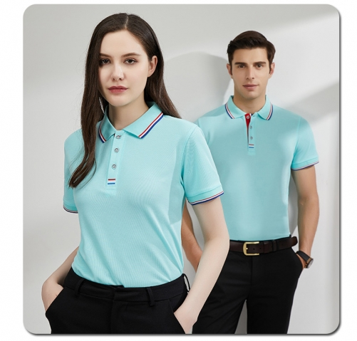 cotton POLO shirt unisex wear