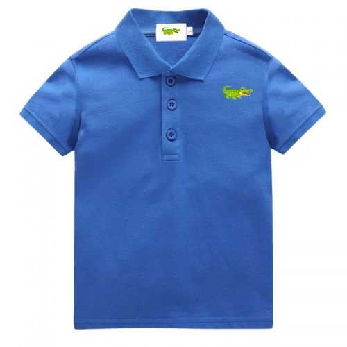 KLA0351799  kids cotton polo shirts